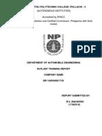 Training Report (1)