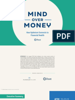 Positive Psychology and Financial Health