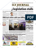 San Mateo Daily Journal 05-17-19 Edition