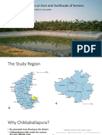 Impact of Farm Ponds on Lives and Livelihoods of Farmers