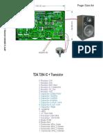 150 Watts Mono Amplifier Board DIY with 2sc5200, 2sa1943 & TDA7294.pdf