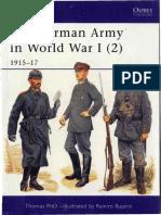 Osprey, Men-at-Arms #407 - The German Army in World War I (2) 1915-17 (2004) (-) OCR 8.12.pdf