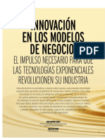 innovacion en lo modelos de negocio