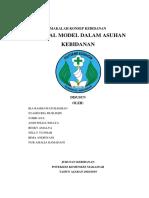 KELOMPOK 1 - MEDICAL MODEL DALAM ASUHAN KEBIDANAN.docx
