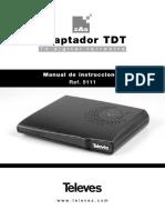 Manual TDT 5111