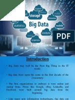 Seminar(Big Data)