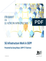 5g Infrastructure Work 3gpp Mayer
