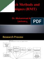 RMT Lecture
