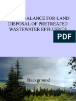 -Water Balance Presentation