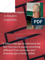 Transformational-Generative Grammar Ppt