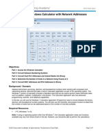 7.1.2.8 Lab - Using the Windows Calculator With Network Addresses - SUDAH DIJAWAB