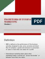 Modue 1 International Marketing.pptx