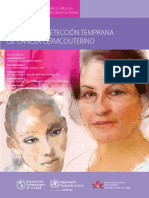 4 Detección Temprana del cáncer cervicouterino