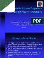 ArameFarpado e PregoParafuso - .ppt