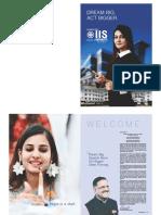 IISU Prospectus 2019-20