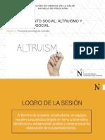PPT_Altruismo y Conducta ProsocialS12
