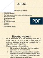 Blocking Network