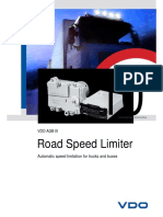 Road Speed Limiter AUST