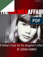 Joshua Hammer - The Kalinka Affair