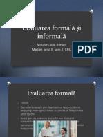 Evaluarea formală și informală.pptx