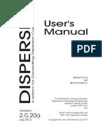 disperse manual.pdf