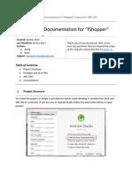 """Technical Documentation for """"fShopper"""".docx"""