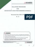 Attachment 5 Procedure Anchor Bolt Embeded.pdf
