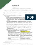LDS New Testament Notes 08