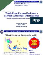 PFI Menuju Akreditasi Internasiona;