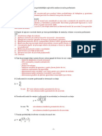 Teoria Probabilităţilor Aplicată În Analiza Riscurilor Profesionale