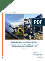 Vote Solar Jobs Report