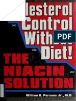 eBook Parsons Cholesterol Control Without Diet by William Parsons  [Orthomolecular medicine]