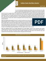 auto ancillary sector report