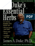Dr Duke Essential Herbs James A Duke, PhD [Orthomolecular medicine]