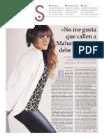 @Malu320 ,El Cultural-(El Mundo)-03 Mayo 2019