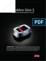 BioMini Slim S R3 Low