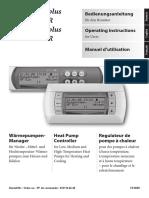 WPM2006 User Guide GSHP English