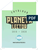 Catálogo PLector 2019-2020 BAJA