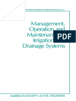 (ASCE manuals and reports on engineering practice no. 57) Johnston, William R._ Clemmens, Albert J._ Robertson, James B - Management, operation, and maintenance of irrigation and drainage systems.pdf