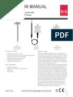 Operation Manual FF-GLT-Serie Humidity Temperature Probe New