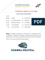 Acreditacion Ing. Industrial Madai