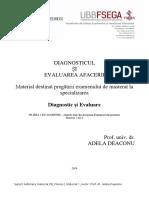 Suport Studiu Admitere Master DE_Filiera 2_Material 1_2018