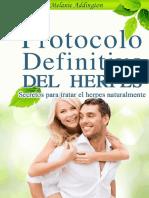 El Protocolo Definitivo Del Herpes