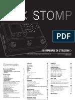 HX Stomp Manual - Italian .pdf