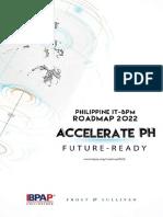 Philippine IT-BPM Roadmap 2022 Brochure