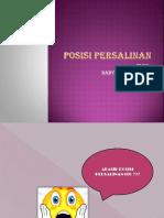 POSISI PERSALINAN.pptx