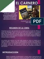 Diapositivas de El Carnero