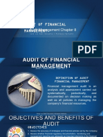 Audit Management Ch 8