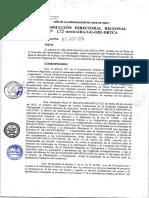 Directiva de Acseso a La Informacion