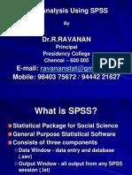 SPSS def + Job Description
